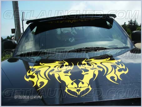 "Tribal-Dodge-Ram-Hood-Decal <a href=""http://www.getlaunched.com/gallery_pics2.html"">http://www.getlaunched.com/gallery_pics2.html </a>"